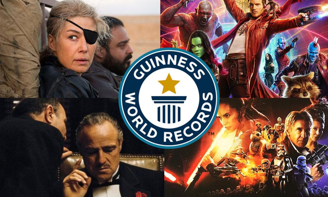 8 Film Pemecah Rekor Dunia Ini, memang Gila!