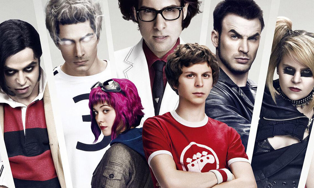 Scott Pilgrim vs. the World Cast: Then and Now