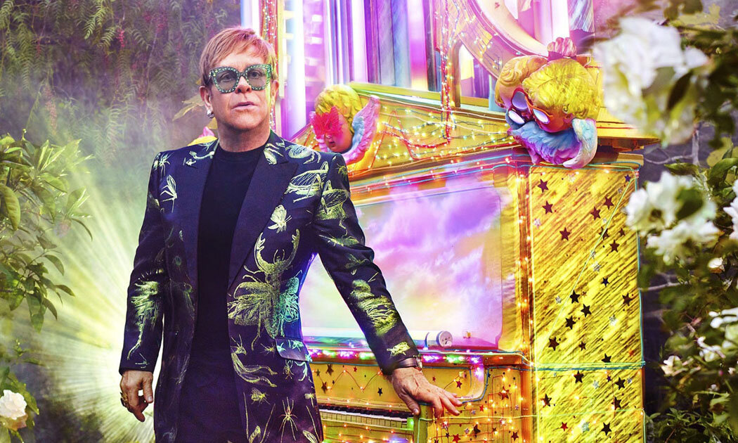 Why Elton John's Music is Made for the Movies