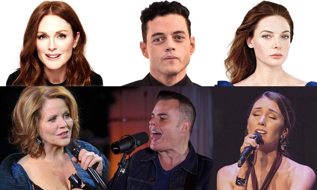 Siapa di Balik Suara Merdu 5 Bintang Ini?
