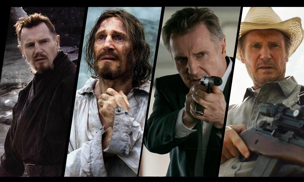 Ini Dia 5 Karakter Keren Liam Neeson