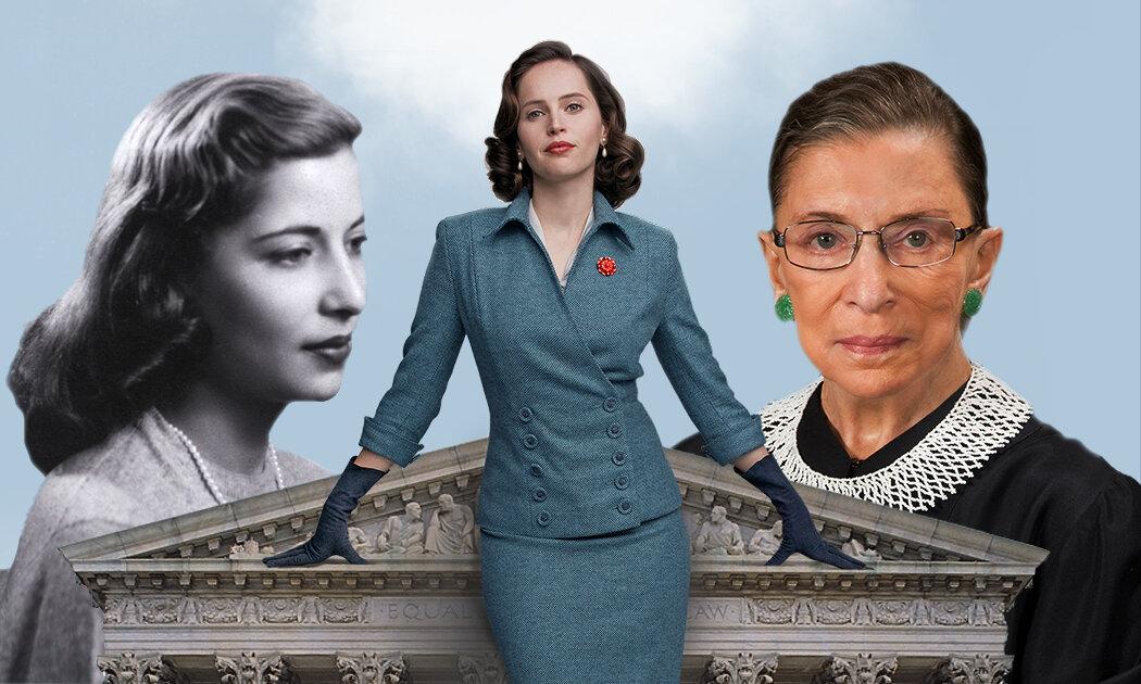 美國女權第一人「RBG」 讓人跪著看完的法律女王傳奇!
