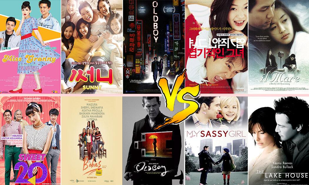 8 Film Top Korea Ini Ternyata Didaur Ulang