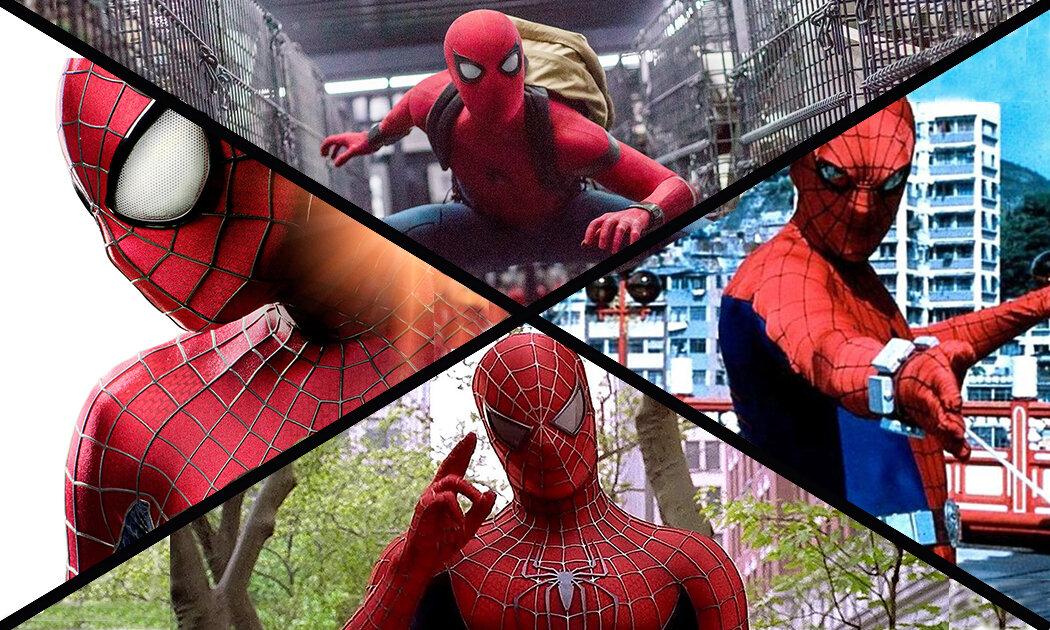 Ini Dia Pemeran Spider-Man dari Masa ke Masa