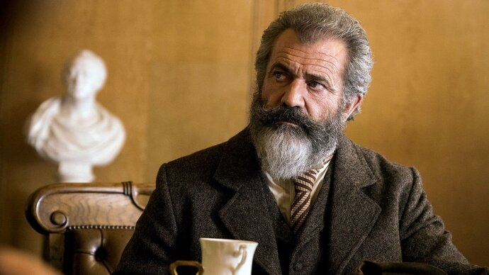 Professor and the Madman mel gibson