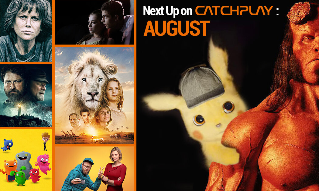 Agustus Seru: Dari Detective Pikachu hingga Capres Jatuh Cinta!
