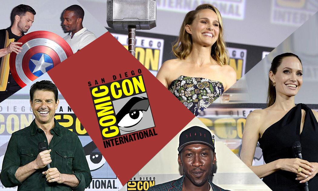 2019 Comic-Con Movie Highlights