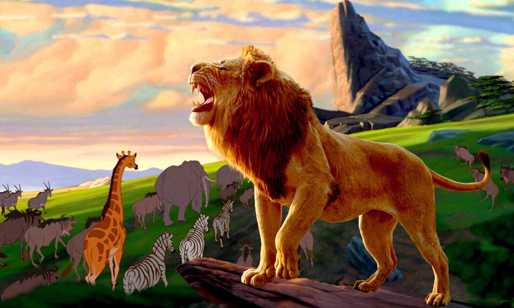 不只是動物星球!真獅版《獅子王》六大驚喜君臨天下