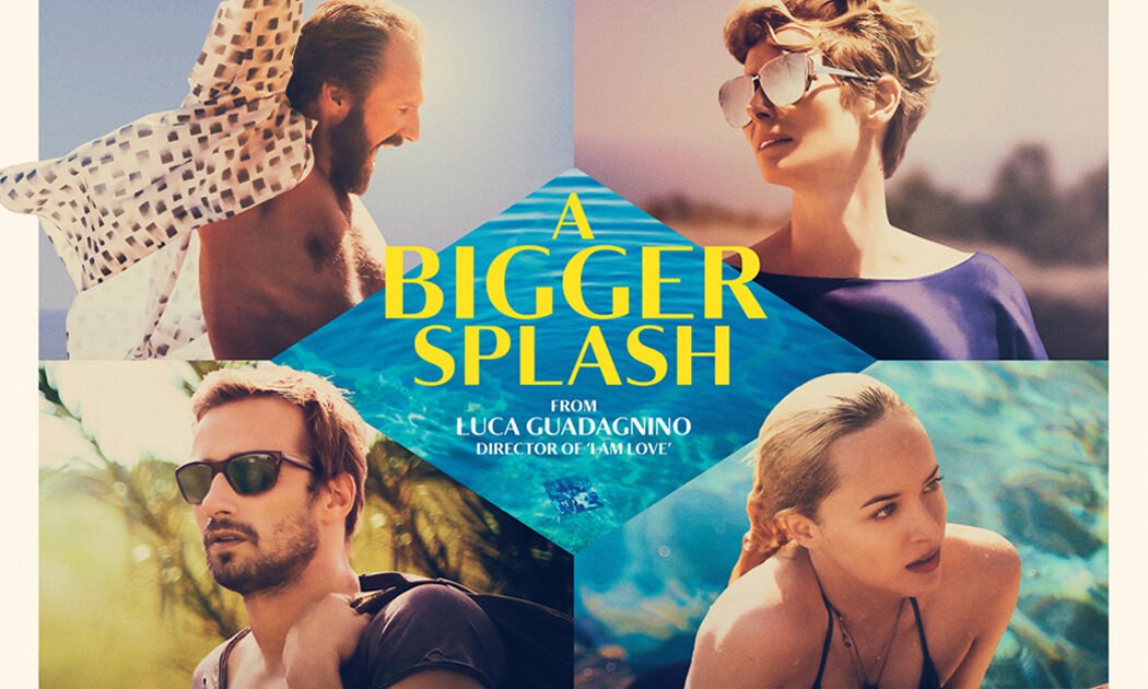 "Before the Peach - Luca Guadagnino's ""A Bigger Splash"" Review"