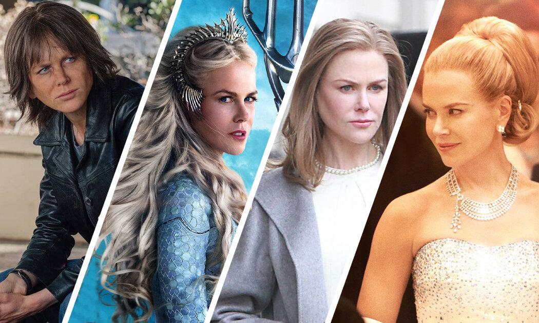 10 Peran Nicole Kidman yang Tak Terlupakan