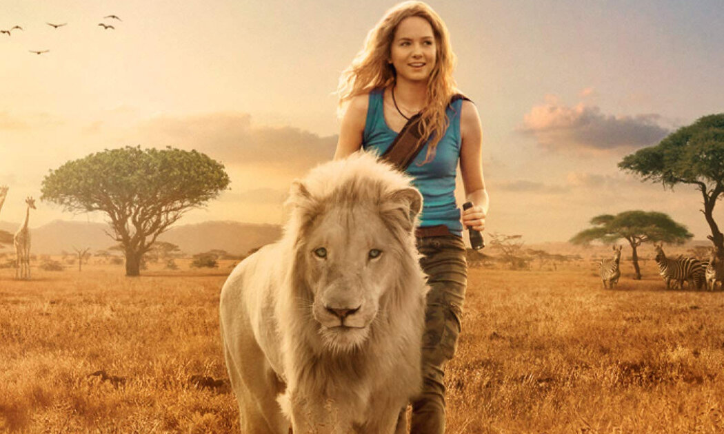 5 Fakta Mengejutkan MIA AND THE WHITE LION