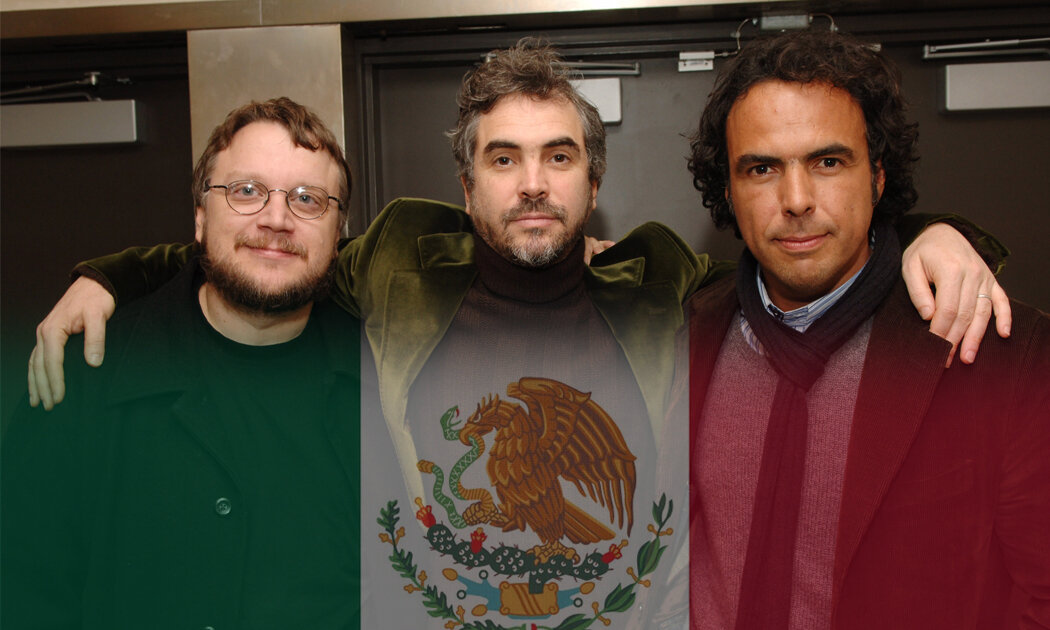The Three Amigos- How Mexico Conquered Tinseltown