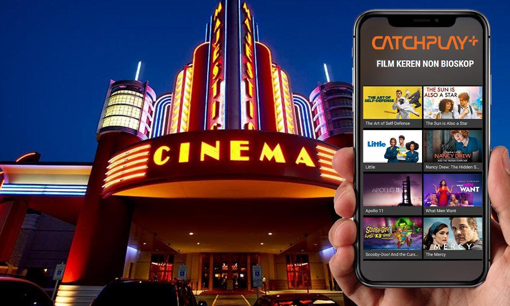 Film Baru Hollywood yang tak Tayang di Bioskop