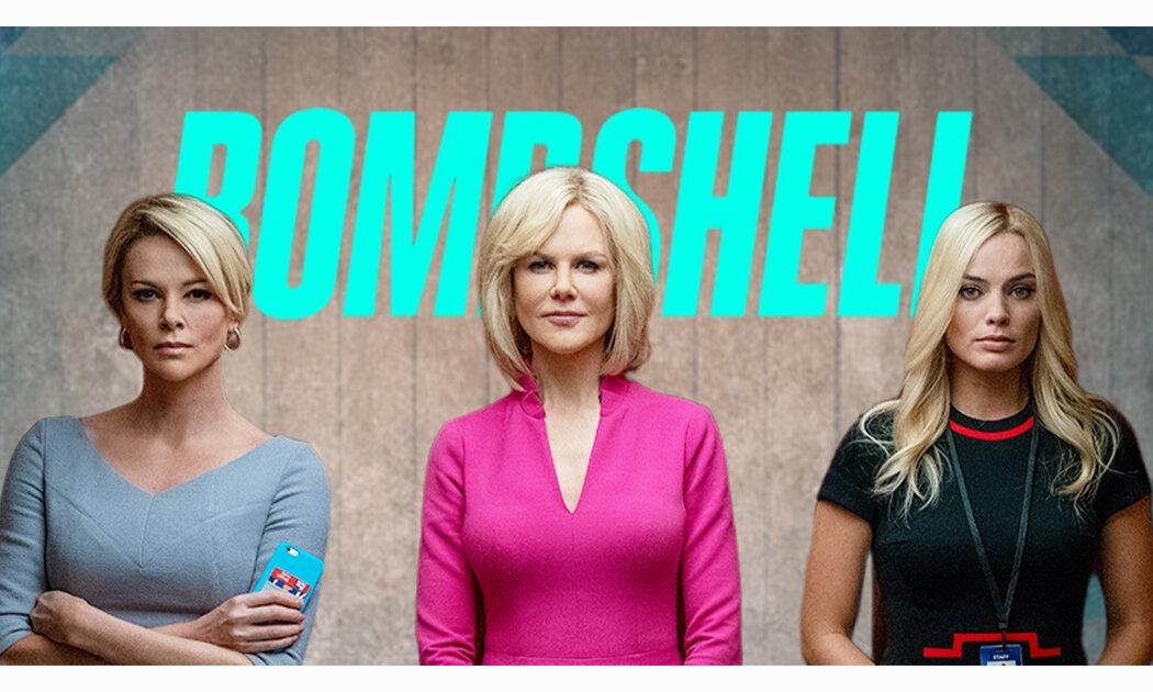BOMBSHELL, Skandal Terpanas di Dunia TV, segera Dirilis!