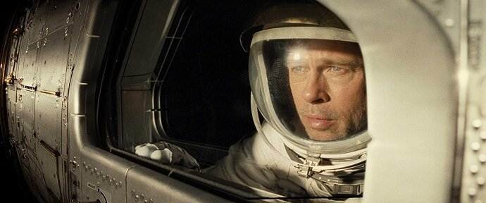 Oscars Brad Pitt Ad Astra