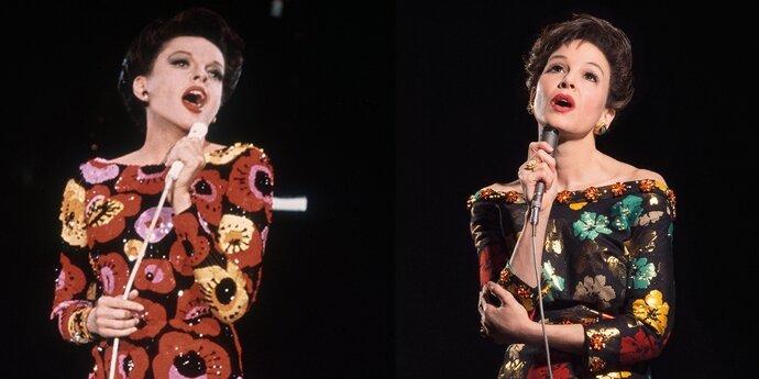 Oscars Renée Zellweger Judy Garland