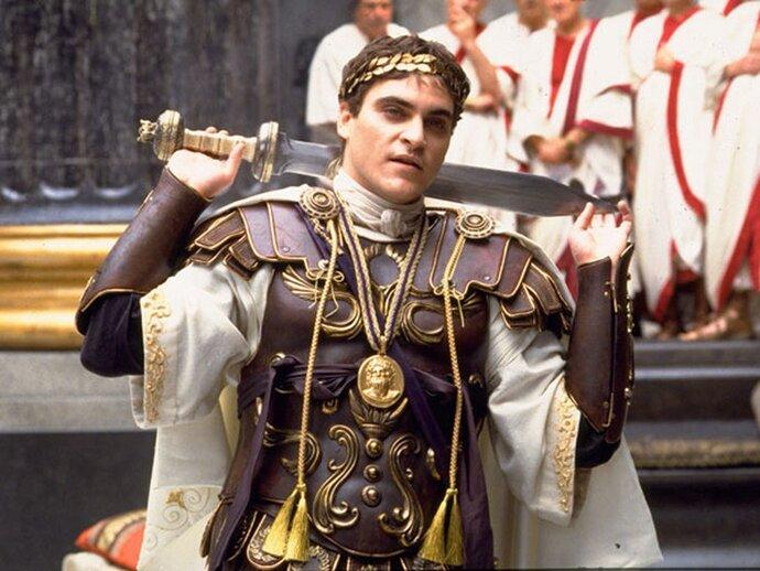 Gladiator Joaquin Phoenix Joker
