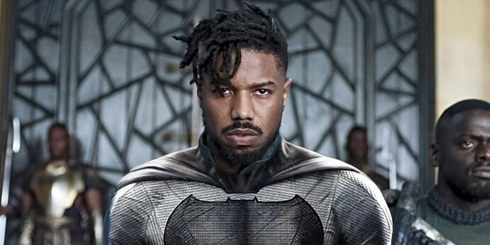 Michael B. Jordan Batman