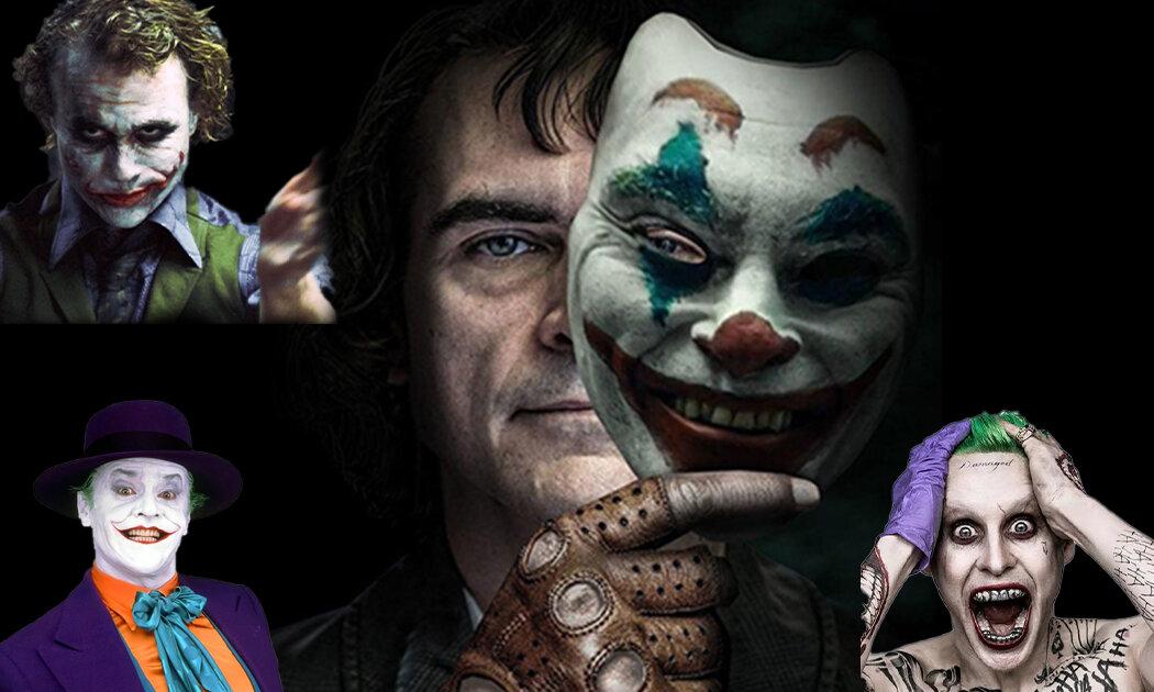 JOKER ala Joaquin Phoenix Ubah Sejarah Superhero!