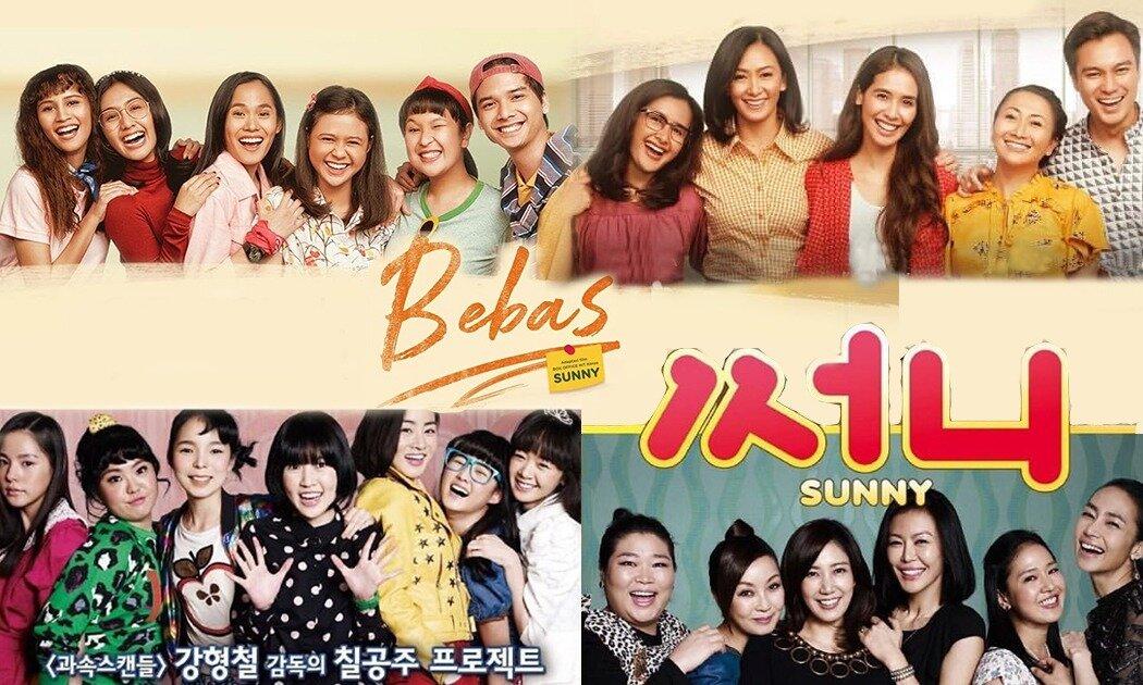 Bebas: Adaptasinya Sunny yang Laris di Korea