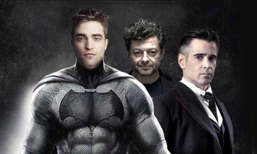 咕魯演「阿福」、柯林扮「企鵝」 派汀森版《蝙蝠俠》再添A咖生力軍