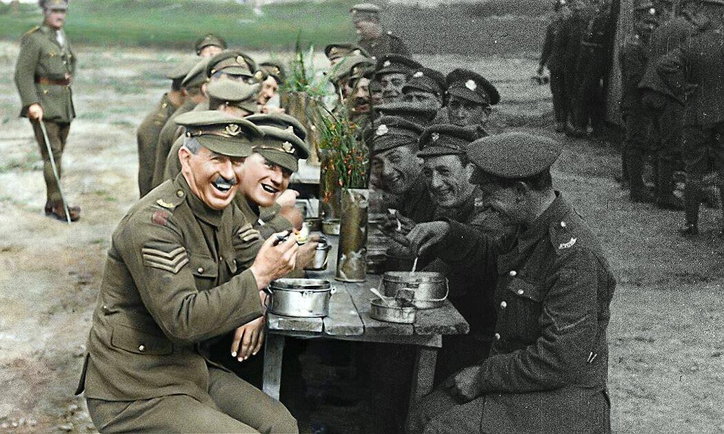 《他們不再老去》:埋葬在前線壕溝的一代猛漢
