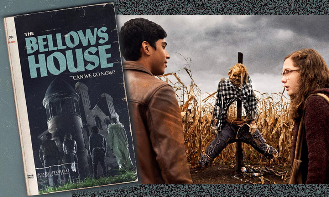 'Scary Stories to Tell in the Dark' Adaptasi Buku Anak, Hantui Penonton Dewasa!