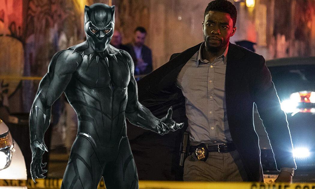 Chadwick Boseman, Superhero yang Banting Setir Jadi Polisi