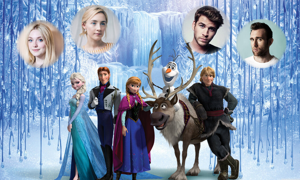 Stars We Think Should Play Live-Action Version of Frozen Characters