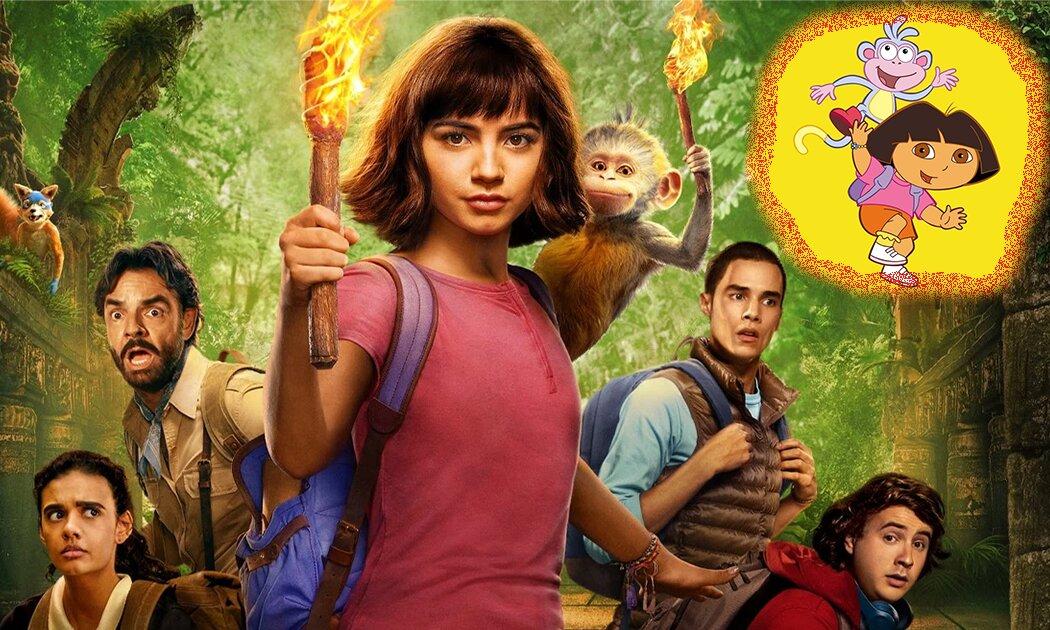 8 Poin Hot Cewek Jagoan Nickelodeon 'Dora and the Lost City of Gold'