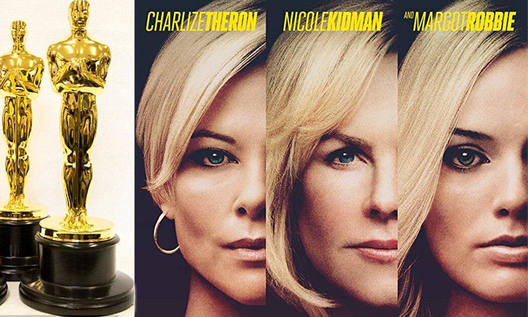 BOMBSHELL Skandal yang Diperankan Tiga Seksi Beraroma Oscar!