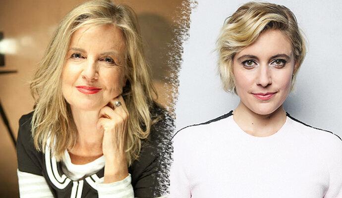 GillianArmstrong Greta Gerwig Little Women comparison