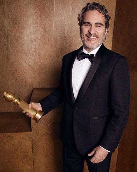 Golden Globes 2020 Joaquin Phoenix Joker