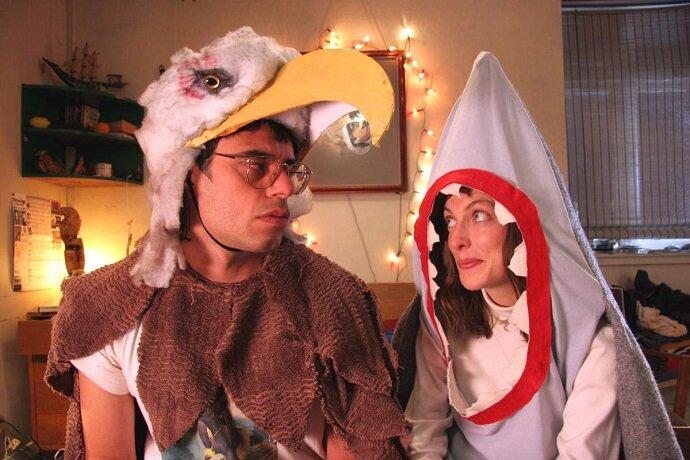 Taika Waititi Jojo Rabbit Eagle vs Shark