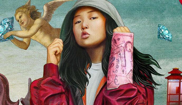 Birds of Prey Characters CASSANDRA CAIN Ella Jay Basco