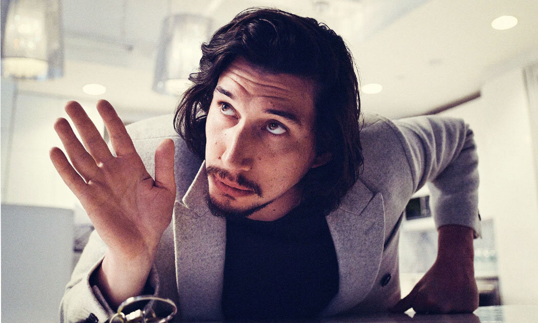 Adam the Faceless- The Limitless Range of Adam Driver