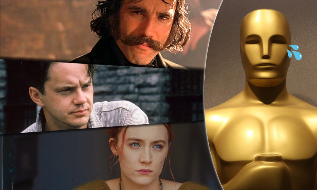 The Empty Goldmine: 6 Movies with Multiple Oscar Nominations but No Wins