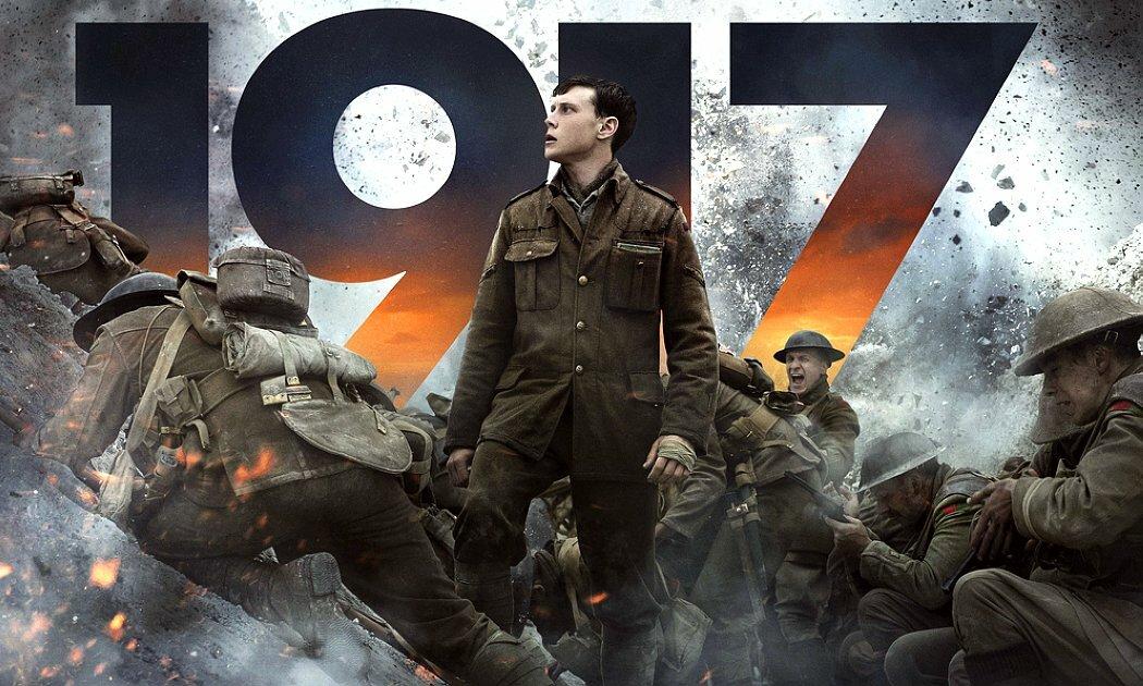 如果看完《1917》意猶未盡,千萬別錯過這七部電影!