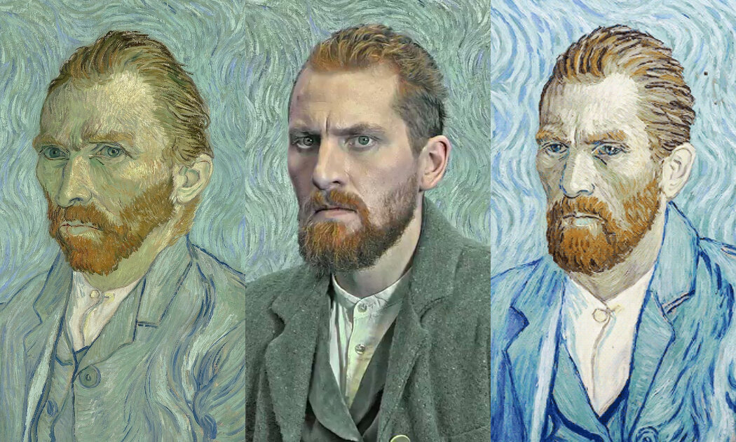 Loving Vincent- A Look at the World's First Fully Painted Feature Film