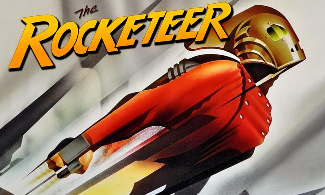Reinkarnasi Rocketeer, Kini Perempuan!