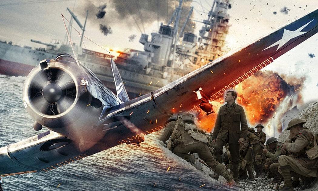 10 Adegan Perang Paling Memukau dalam Film
