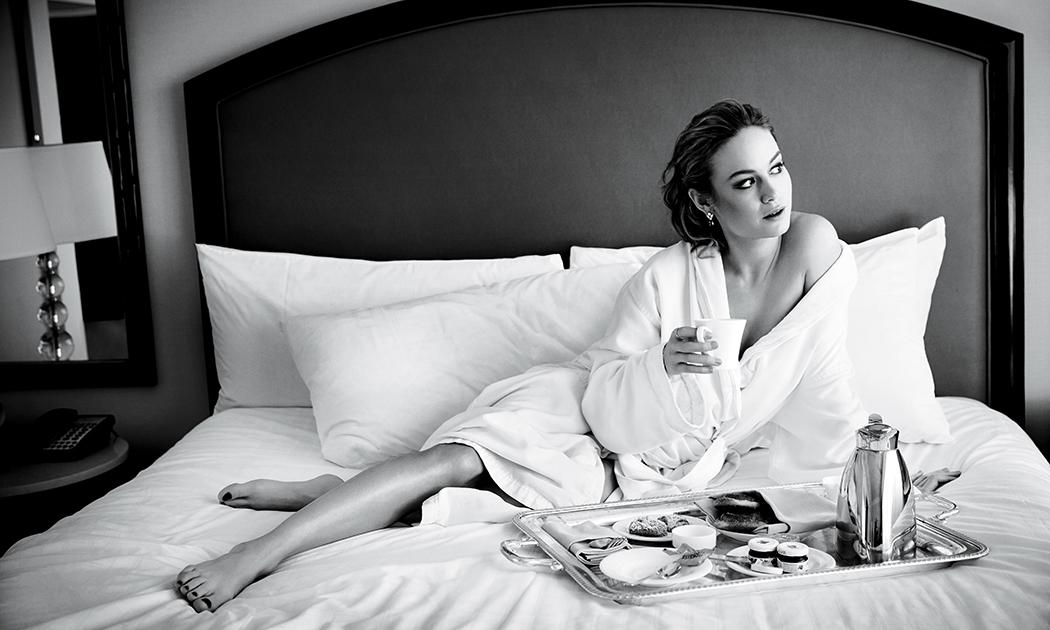 Brie Larson, Melesat dari Supporting Cast ke Penyabet Oscar