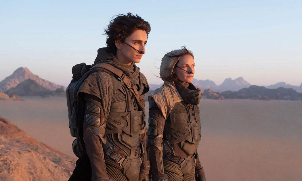 FIRST LOOK: A Sneak Peek into Dune 2020