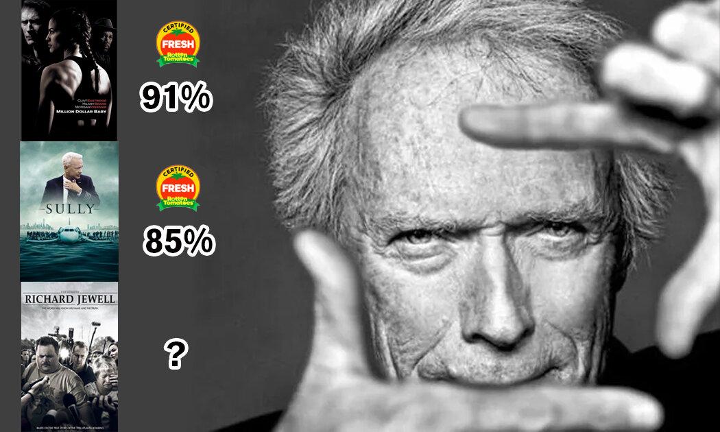 6 Film Clint Eastwood dari Kisah Nyata: Tertinggi hingga Terendah versi Rotten Tomatoes