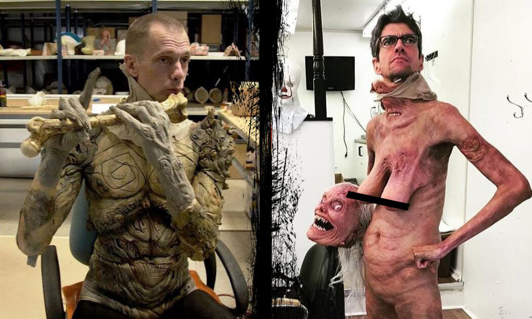 The Men Behind the Monsters: Javier Botet and Doug Jones