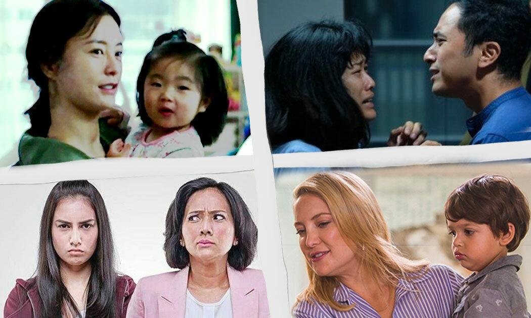 7 Kisah Kasih Ibu Keren dalam Film