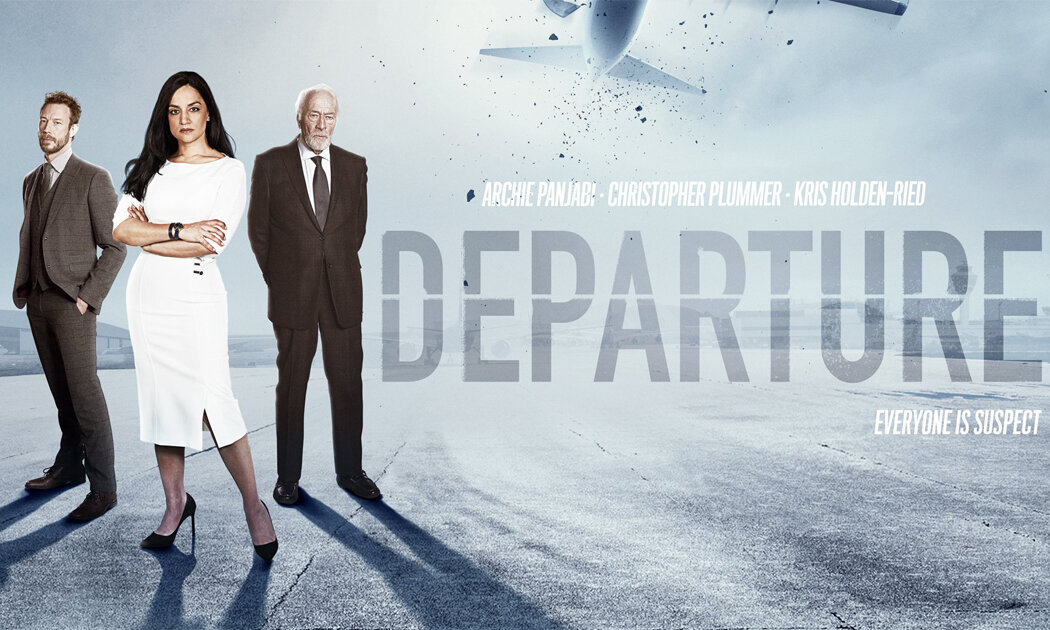 【EXCLUSIVE】Departure: Take an Introduction Flight with Its Cast and Story