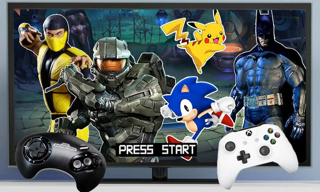 5 Karakter Video Game Favorit Kita Sejak Kecil