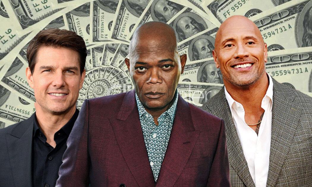 8 Aktor Laga Berpenghasilan Tertinggi Sepanjang Masa