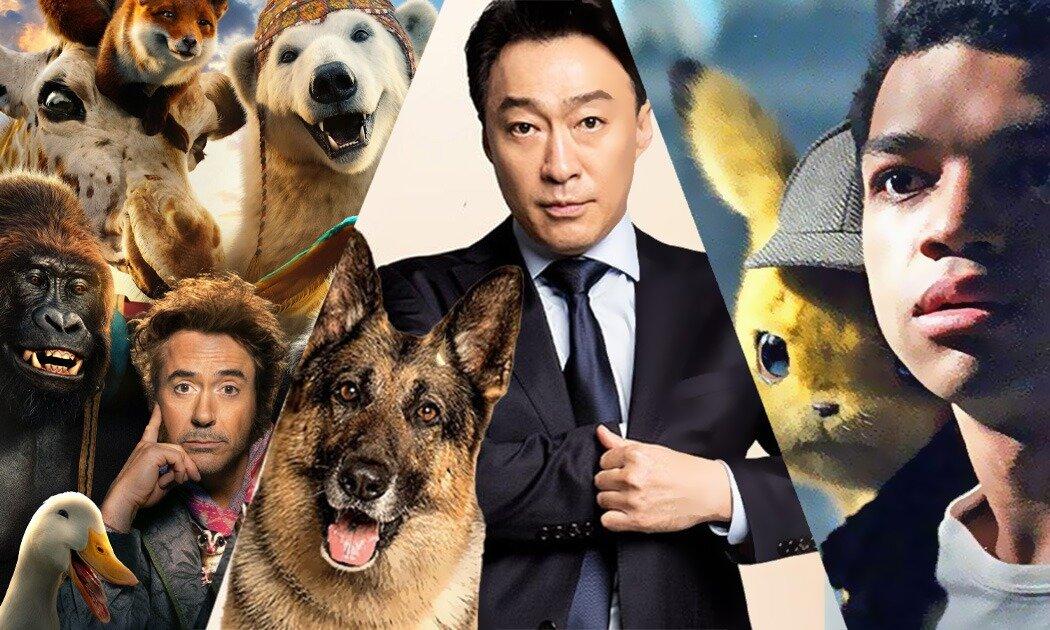 5 Film Seru dengan Karakter Hewan Bicara